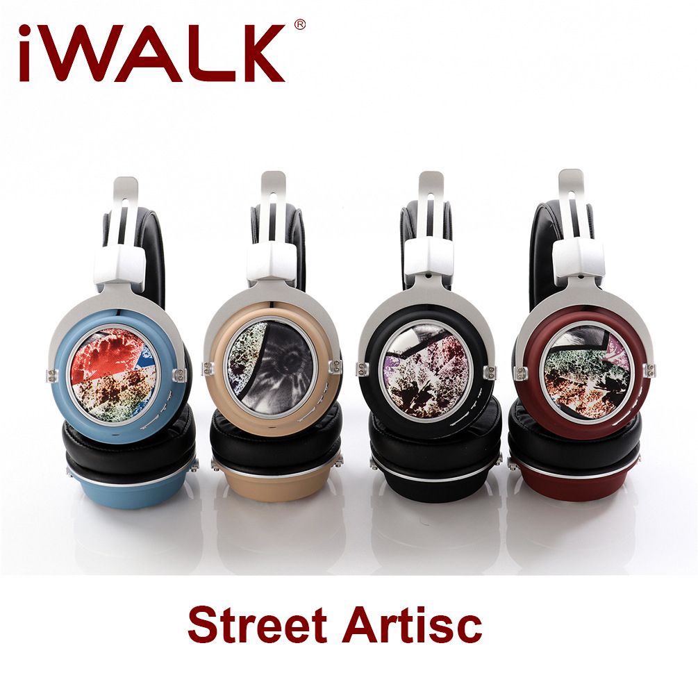 Iwalk tws rua artisc fones de ouvido