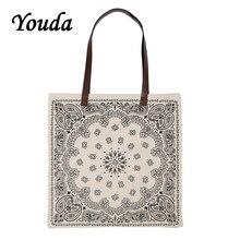 Youda Original Fashion Design Women Bags Ladies National Sty