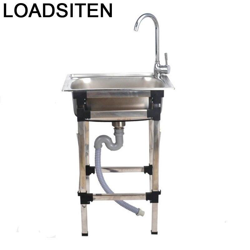 Lavandino Portatil Waschbecken Lavello Cucina Evier De Cuisine Wasbak Kitchen Lavabo Cuba Pia Cozinha Fregadero Dishwash Sink