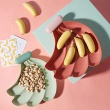 Европейский пластиковый лоток для фруктов креативные поддоны