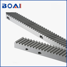 CNC machine rack gear 1.25M/1.5M/2M woodworking cnc router smooth transmission