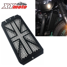 Modification parts/water tank radiator protective cover for Triumph Street twin Bonneville T120 T100  Bobber and Speedmaster