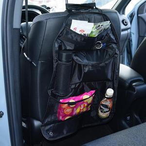 Image 5 - Torba podsiodłowa do przechowywania samochodu kilka kieszeni Organizer Auto tylne siedzenie Tidy akcesoria do torebek