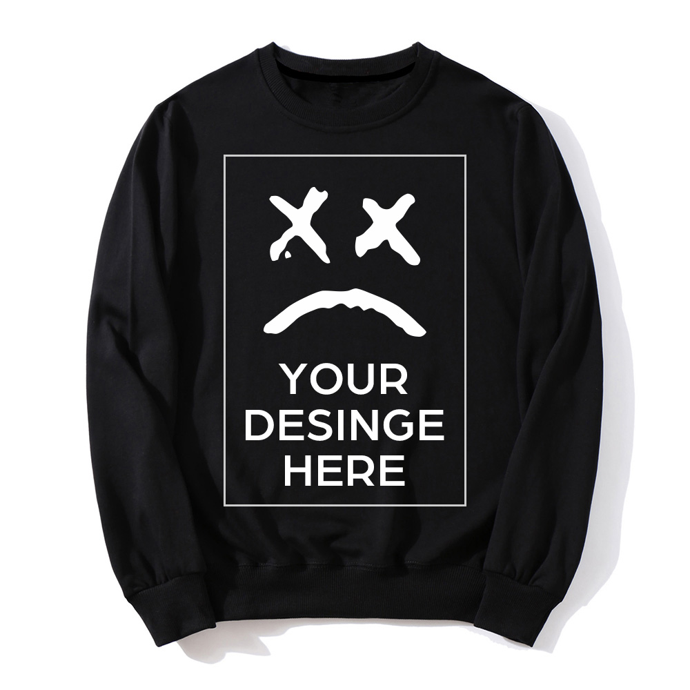 2019 New Spring Autumn Fashion Hoodies Male Casual Coat Men Clothing Custom Printed Logo Design Own Brand Hoodies Sweatshirts