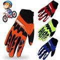 Детские перчатки лыжные  полный палец  регулируемые быстросъемные перчатки для рук  наружные аксессуары для спортивной одежды  3-12 лет LQ4857
