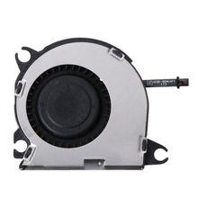 Yeni dahili soğutma fanı soğutucu radyasyon nintendo anahtarı NS anahtarı konsolu onarım parçaları aksesuarları qiang