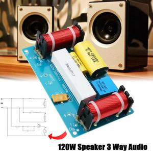 Image 5 - تردد مقسم مكبر الصوت مرحلة الملحقات DIY بها بنفسك أداة Speaker المنزل استبدال كروس تصفية 3 طريقة الصوت العملي