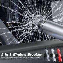 Новинка 2021 мини Отбойник для стекла автомобиля резак ремня
