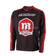 2019 Wielertrui Moto Moto Cross Jersey Mtb Jersey Mx Maillot Ciclismo Hombre Dh Downhill Jersey Off Road Mountain Shirt