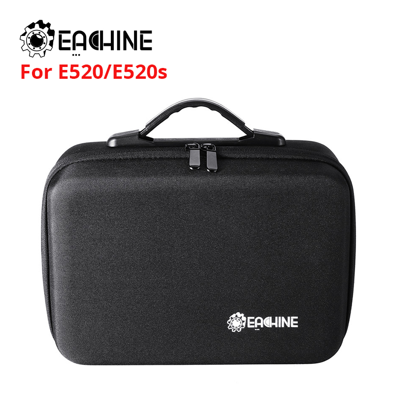 Original Eachine E520 E520S Waterproof Portable Handbag Storage Bag Carrying Case Box RC Drone Quadcopter Spare Parts