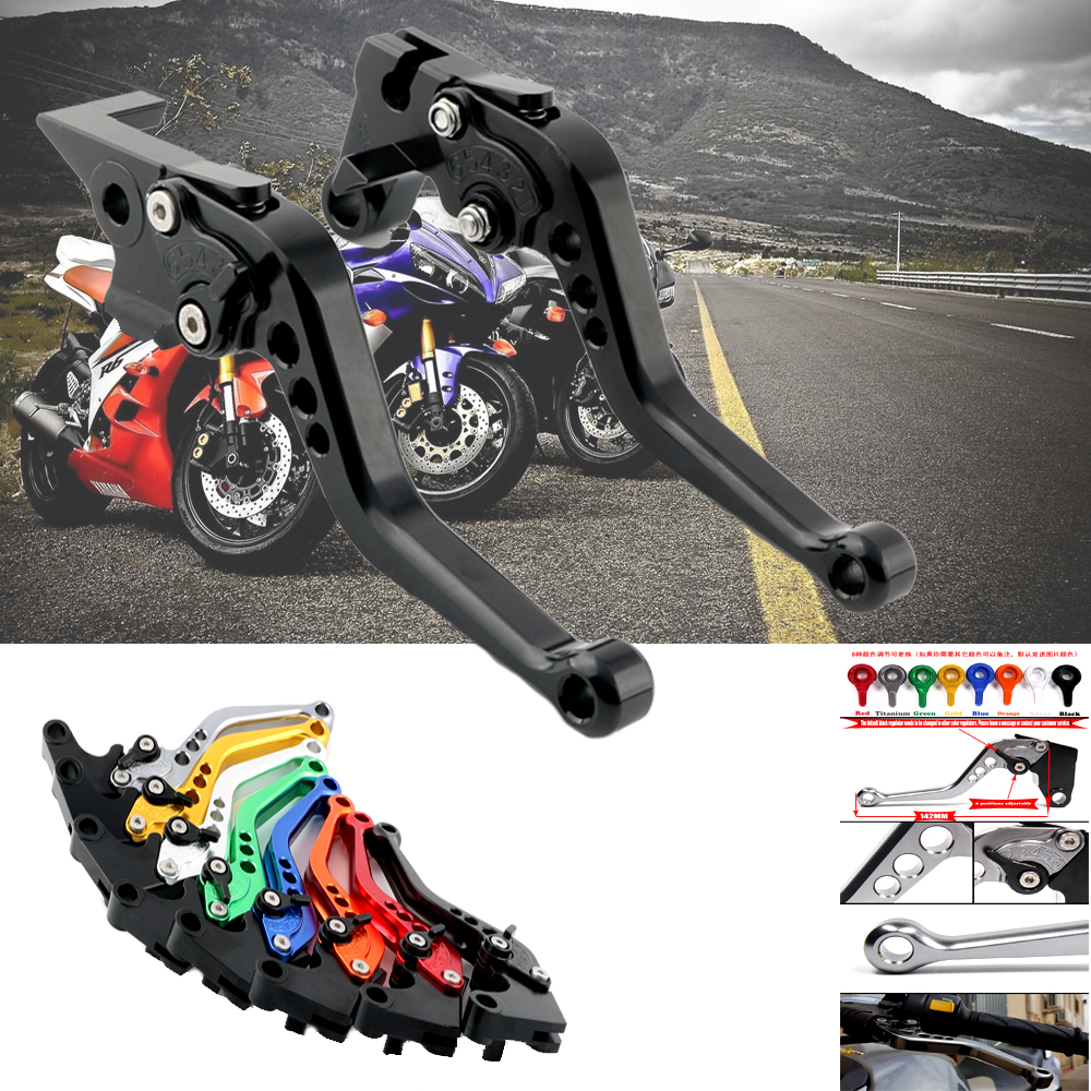 Para FOR SUZUKI GSXR 600 GSXR 750 2006 2017 GSXR 600 K 5 7500 accesorios de la motocicleta palancas de in Covers Ornamental Mouldings from Automobiles Motorcycles