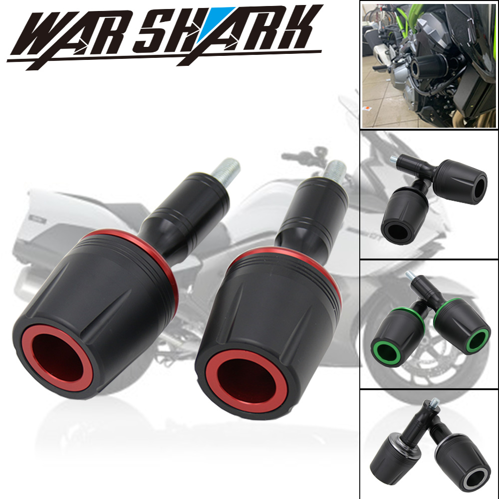 for <font><b>SUZUKI</b></font> GSX1250FA <font><b>GSX</b></font> <font><b>1250</b></font> <font><b>FA</b></font> 2010-2016 Falling Protection Frame Slider Fairing Guard Anti Crash Pad Protector image
