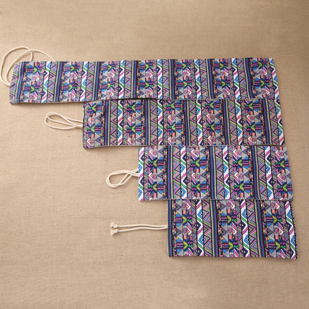 Bolsa para lápis de 36/48/72/108 furos, suporte para caneta, bolsa de papelaria na escola