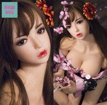 Секс игрушки для мужчин, Реалистичный Размер 165 см (5,41 фута), японская девушка для косплея, с металлическим каркасом и полностью силиконовым покрытием, бесплатная доставка