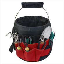Organizer Bucket-Tool Storage-Bag Garden-Hardware-Tools Multi-Functional 42-Pocket