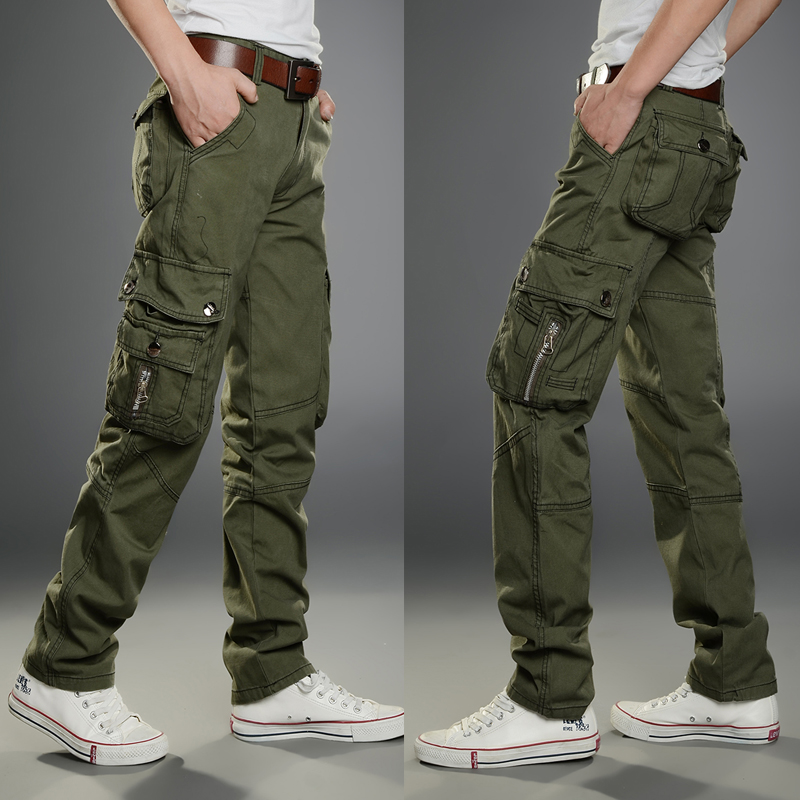 2020 New Tactical Pants Men Cargo Pants Army Joggers Cargo Tactical  Pants Military Straight Casual Pants For Men Formal 38 Size