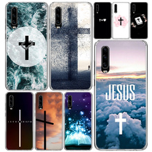 Christian Cross Design Phone Case Cover For Huawei