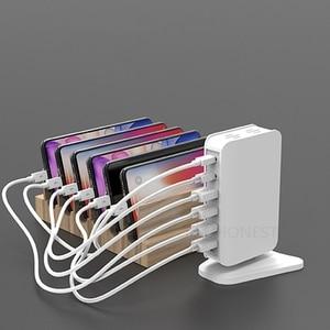 Image 5 - 68 ワット急速充電 3.0 usb タイプ c pd 30 ワット電源アダプタ充電器アップルの iphone huawei 社サムスンタブレット急速充電器英国 au 、 eu 、米国