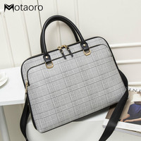 2020 Women Briefcase Bag Woman Laptops Handbag Work Office Bag Lady Crossbody Bags For Womens Business Handbags Computer 14 Inch