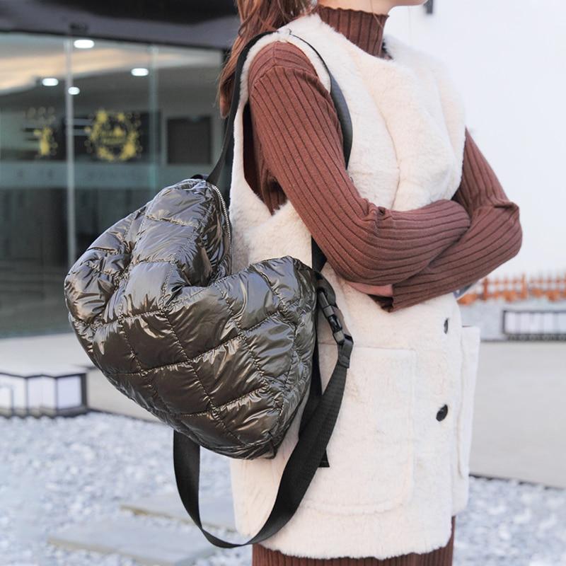 women-cotton-feather-down-bag-fashion-crossbody-messenger-bag-handbag-space-pad-winter-soft-space-cotton-shoulder-tote-bag