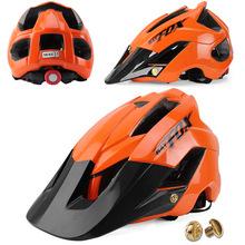 KINGBIKE gorący kask rowerowy mężczyźni kobiety odkryty kask sportowy MTB kask rowerowy kaski rowerowe matowy czarna nakrętka casco bicicleta tanie tanio BATFOX (Dorośli) mężczyzn 5002 0 35KG 20 Formowane integralnie kask Bicycle helmet Cycling Helmet Bike Helmet 0 35kg Outdoor casco ciclismo