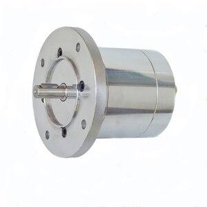 Image 4 - QMY0.3 Bade hava motoru yüksek hızlı patlamaya dayanıklı pnömatik Motor küçük endüstriyel kademesiz hız ayarı pozitif inversiyon