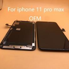 Nouveau remplacement souple daffichage à cristaux liquides damoled pour Apple iPhone 11 pro max xr X 5.8 xs max écran LCD GX avec écran tactile 3D