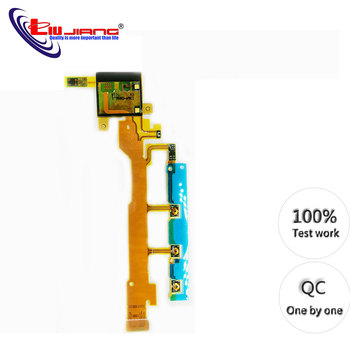 Original For Sony Xperia Z L36H L36i LT36i C6603 C6602 Volume Power ON OFF Button Keypad Switch Mic Flex Cable Replacem image