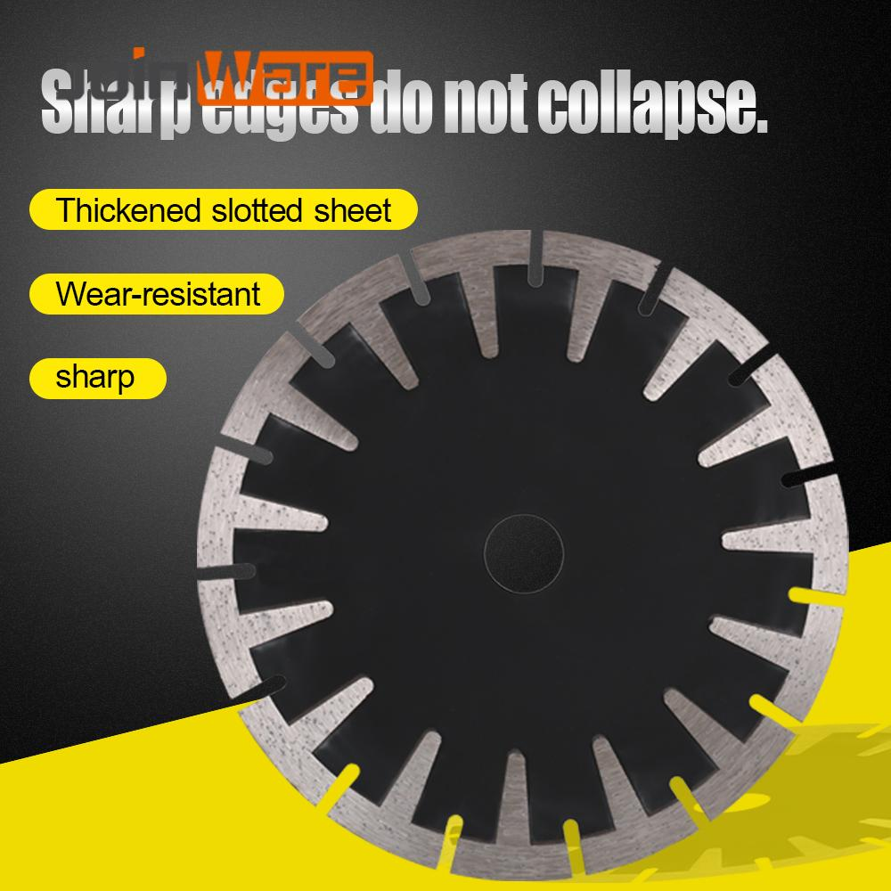 180mm 230mm Diamond Cutting Blade Circular Saw Cutter Angle Grinder Disc For Stone Materials Grooving Ceramic Tile