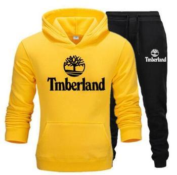 NEW Sport Men's hoodie+pants Sets 2 pieces Autumn Running tracksuit Sweatshirt Set Gym Clothes Men Sport Suit men Track Suit 10