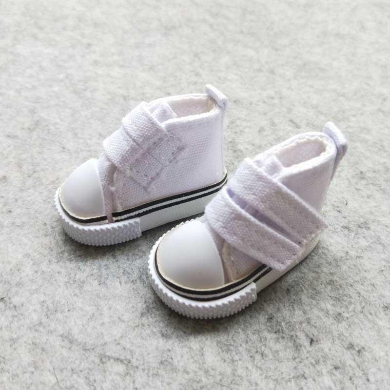 50 คู่/ล็อตขายส่งตุ๊กตาอุปกรณ์เสริมรองเท้าตุ๊กตา 1/6 BJD รองเท้า 5 ซม.-ใน อุปกรณ์เสริมตุ๊กตา จาก ของเล่นและงานอดิเรก บน   2