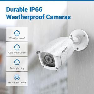 Image 5 - SANNCE 4CH 1080P HD ระบบกล้องวงจรปิด 1080N HDMI Video Recorder DVR ชุด 2MP กล้องวงจรปิดความปลอดภัยกล้อง IR การเฝ้าระวังกลางแจ้งชุดสีขาว