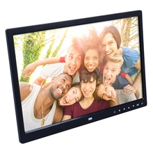Digital-Photo-Album Backlight 1280X800 with Contact-Button 15inch Full-Function