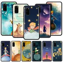 The Little Prince Silicone Phone Case For Samsung Galaxy S10 S10e S10 Lite S20 Ultra 5G S8 S9 S20 Plus S7 Edge Shell Cover Couqe tv riverdale jughead jones silicone case for samsung galaxy s20 ultra 5g s10 s10e s9 s8 s7 s10 s9 s8 plus s7 edge phone cover