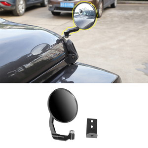 Car Exterior Hood Cover Backup