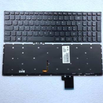 UK Backlit Laptop Keyboard for Lenovo Y50 Y50-70 Y70-70 U530 U530P U530P-IFI T6B2-UK 25213202 UK Layout slim 20v 6 75a for lenovo charger laptop ac adapter ideapad z710 y50 70am y50 70as y50 80 y70 y70 70 y70 80 touch adl135ndc3a