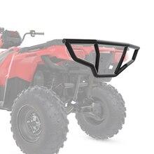 ด้านหลังแปรง GUARD กันชนสีดำ ATV สำหรับ Polaris Sportsman 450 570 ETX 2014 2019 2015 2016 2017 2018 2879715