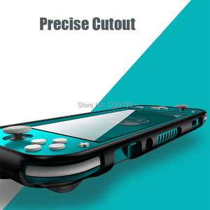 Image 5 - New for Nintend Switch Lite Soft Protection TPU Shell Case Cover for Nintendoswitch Lite Grip Holder Case