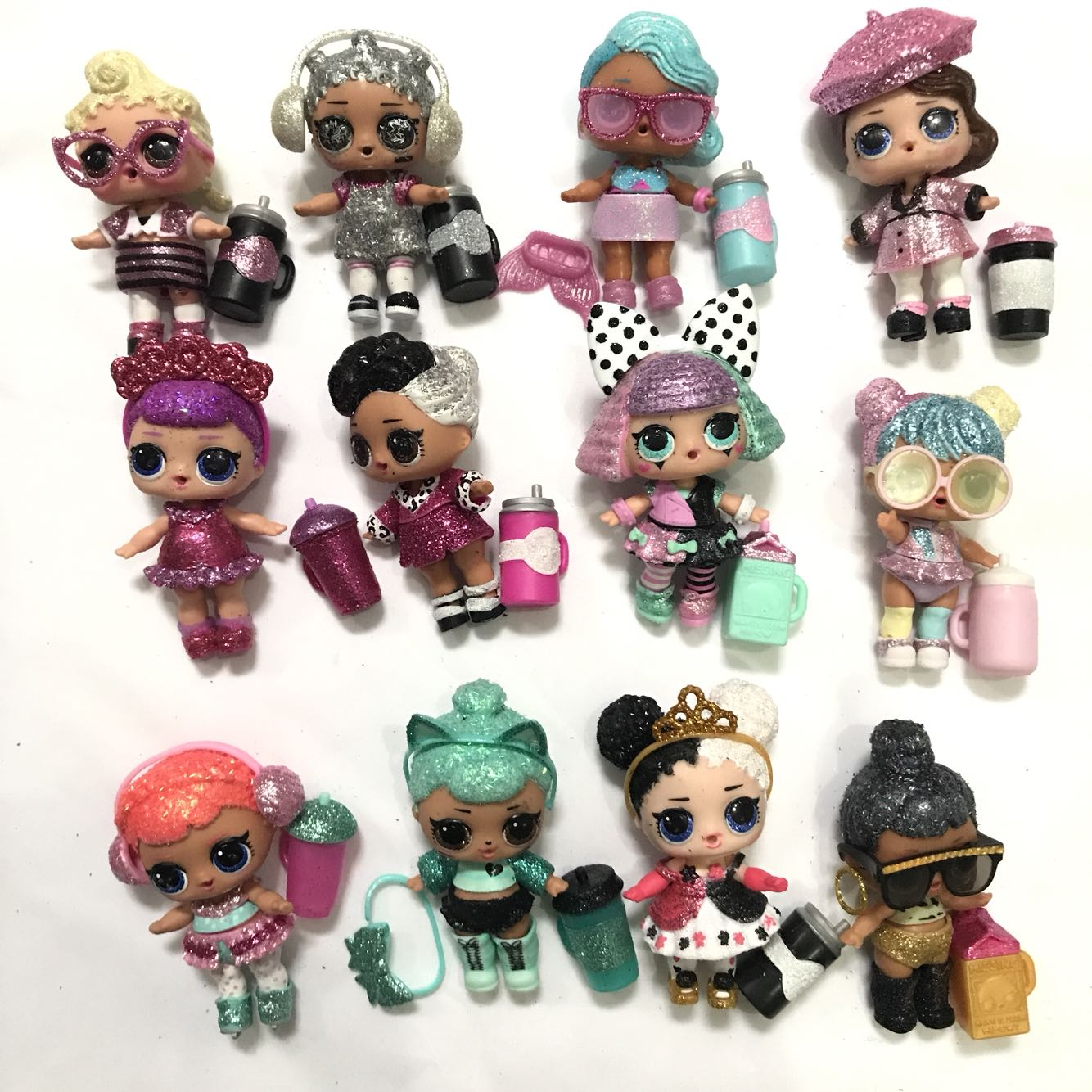 11 Style LOL Doll Surprise Original Flash 4 Generation New Pattern Toys For Children Free Shipping