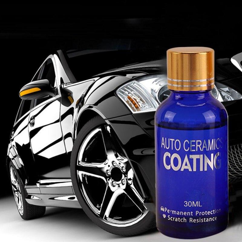 2Pcs Anti-scratch Car Polish Car Liquid Ceramic Coat Auto Detailing Glasscoat Paint Care Super Hydrophobic Glass Coating Polish