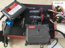 45w original yeaky xenon kit h1 h3 h7 hb3 hb4 h11 9005 9006 rápido brilhante 5500k farol do carro lâmpadas ac hid lastro farol automático