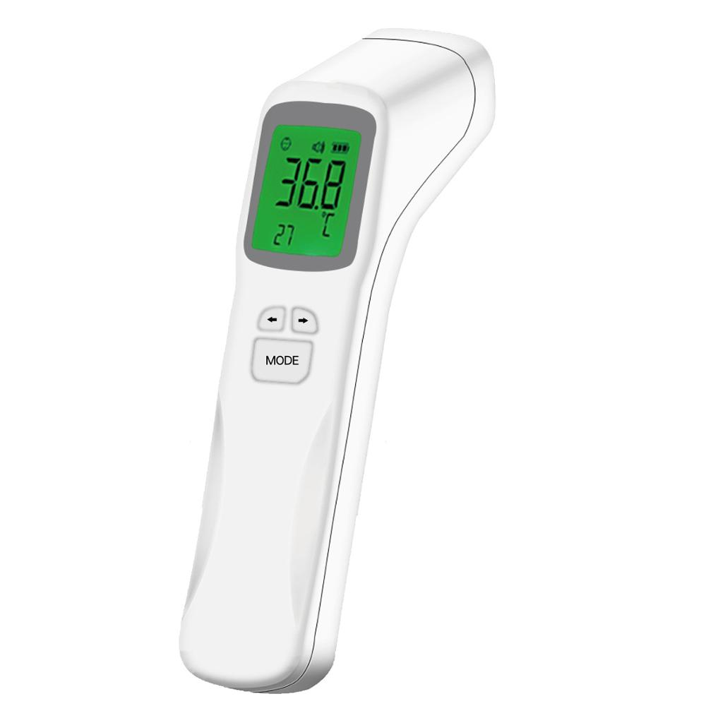 Baby Adult Thermometer Infrared Digital LCD Body Measurement Forehead Ear Non-Contact Adult Body Fever IR Children Termometro