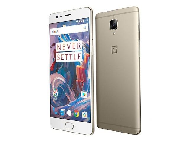 Смартфон Oneplus 3 T A3010, новая разблокированная Оригинальная версия, Android, экран 5,5 дюйма, 6 ГБ ОЗУ 64 Гб ПЗУ, две SIM-карты, 1080x1920 пикселей