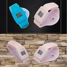 Smart Body Temperature Bracelet Fully Compatible Smart Phone App Real-Time Monitoring Children Baby Thermometer 1 Set
