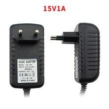 Adaptateur d'alimentation ca 220V cc à 15 V 1a, Source d'alimentation de commutation 15 V 1000MA convertisseur transformateur 15W