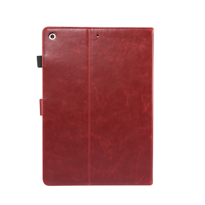 Case inch case Card slot leather Cover Tablet Smart 10.2 Stand For wallet iPad flip 2020