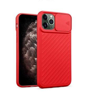 Iphone Θήκες προστασίας με πορτάκι για κάμερα σε 14 Χρώματα