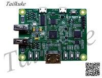 PK. Orangepi nanopi raspberry pi C SKY placa de desenvolvimento linux|Dispositivo de reconhecimento de impressão digital|Segurança e Proteção -