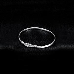 Image 3 - JPalace Crown Celtic Knot Bracelet 925 Sterling Silver Bangles Bracelet Bracelets For Women Silver 925 Jewelry Making Organizer