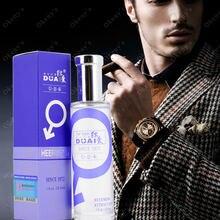 Fragrância masculina 1fl.oz. pheromone atraindo o sexo oposto namoro charme perfume duradouro aumentar o charme masculino